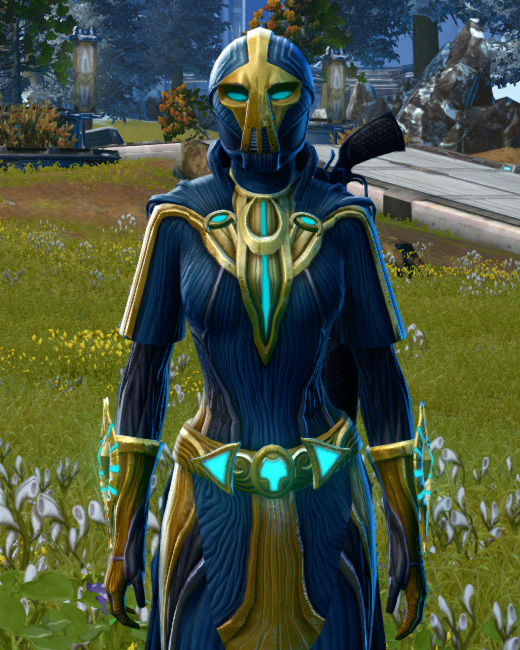 Righteous Harbinger Armor Set Preview from Star Wars: The Old Republic.