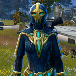 Righteous Harbinger Armor Set armor thumbnail.