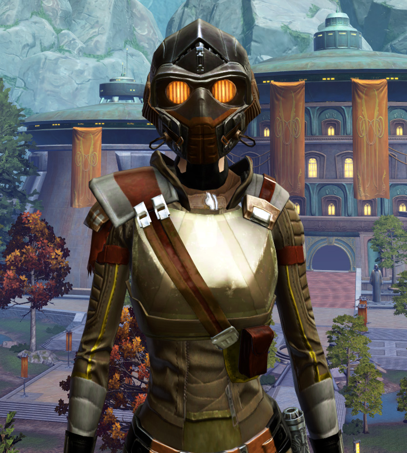 Romex Aegis Armor Set from Star Wars: The Old Republic.