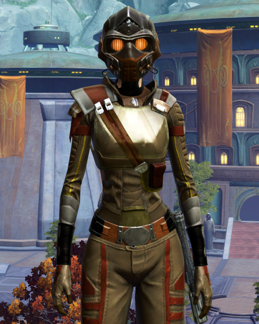 Romex Aegis Armor Set Preview from Star Wars: The Old Republic.