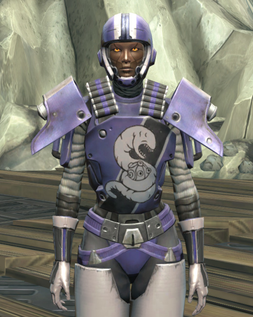 Rotworm Huttball Home Uniform Armor Set Preview from Star Wars: The Old Republic.