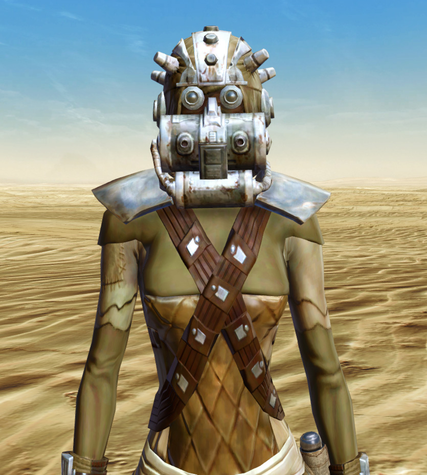 Sand People Armor Set from Star Wars: The Old Republic.