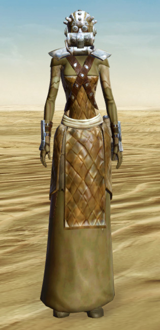 Sand People Armor Set Outfit from Star Wars: The Old Republic.