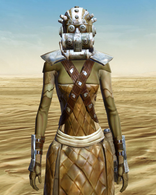 Sand People Armor Set Preview from Star Wars: The Old Republic.