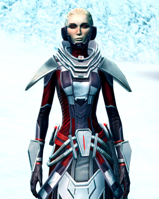 Savage Despot Armor Set Preview from Star Wars: The Old Republic.