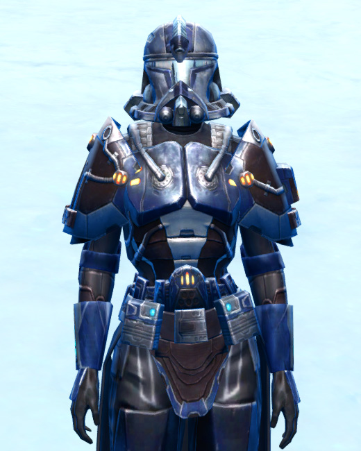 Section Guardian Armor Set Preview from Star Wars: The Old Republic.