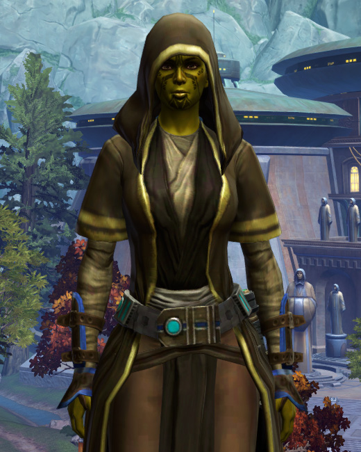 Sentinel Armor Set Preview from Star Wars: The Old Republic.