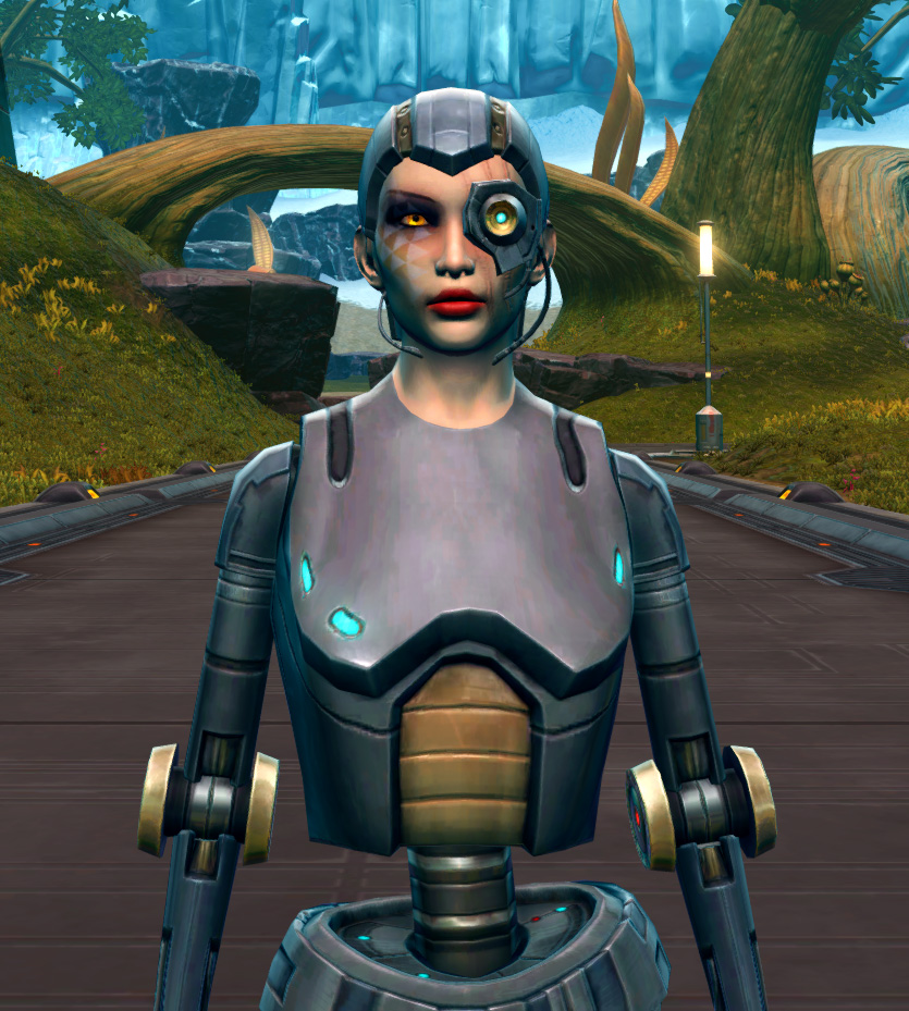 Series 212 Cybernetic Armor Set from Star Wars: The Old Republic.