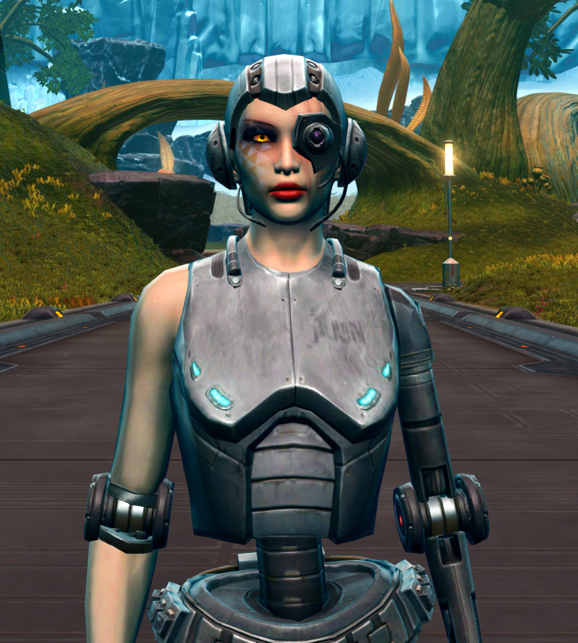 Series 901 Cybernetic Armor Armor Set from Star Wars: The Old Republic.