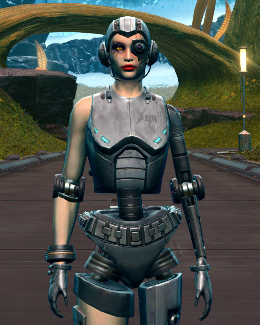 Series 901 Cybernetic Armor Armor Set Preview from Star Wars: The Old Republic.