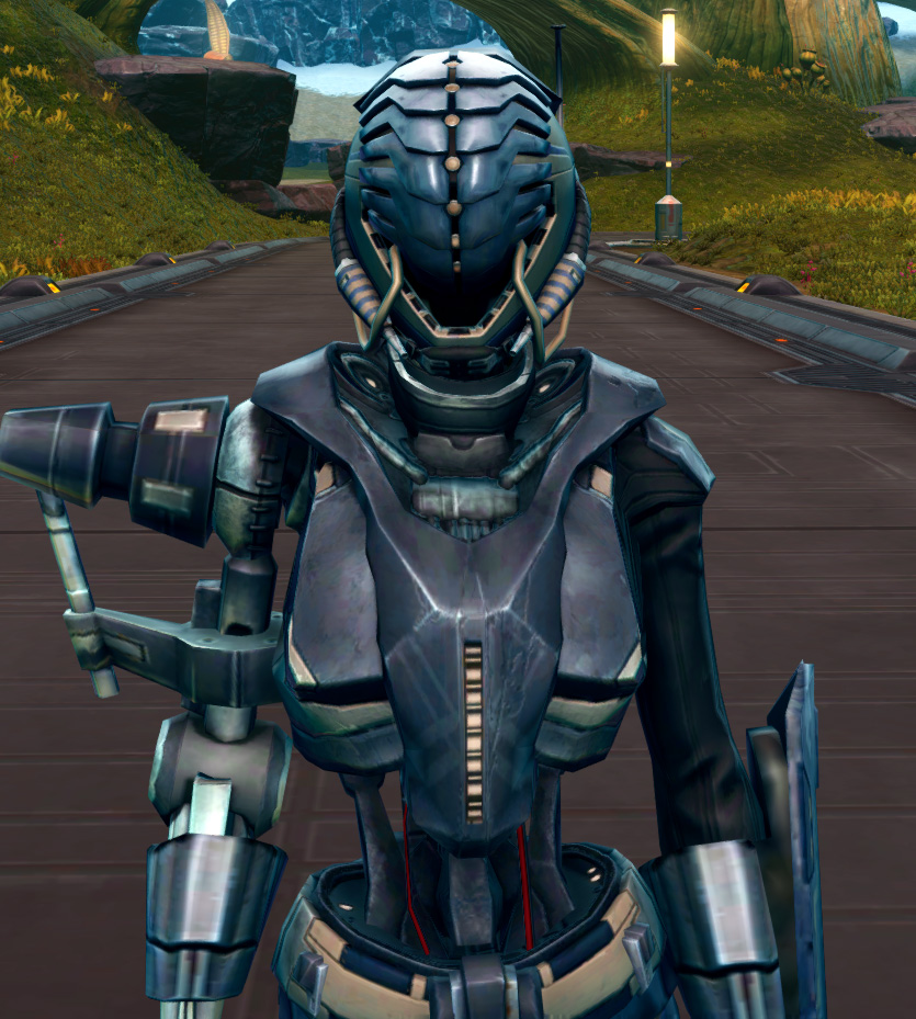 Series 917 Cybernetic Armor Set from Star Wars: The Old Republic.