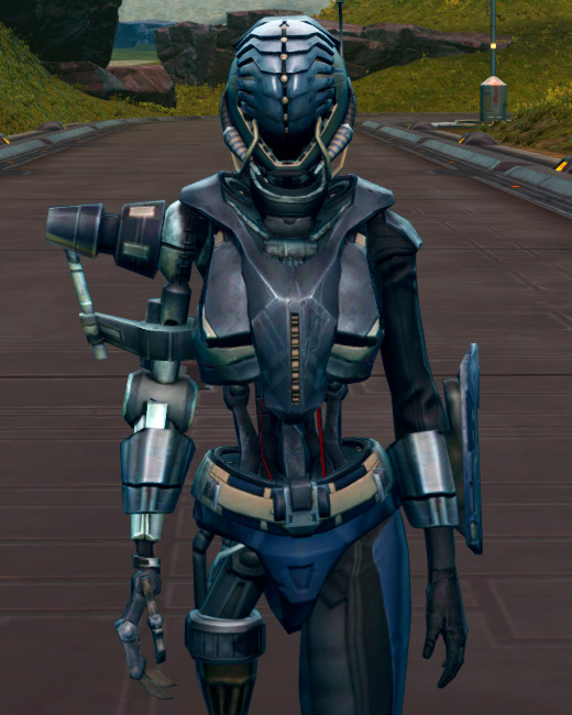 Series 917 Cybernetic Armor Set Preview from Star Wars: The Old Republic.