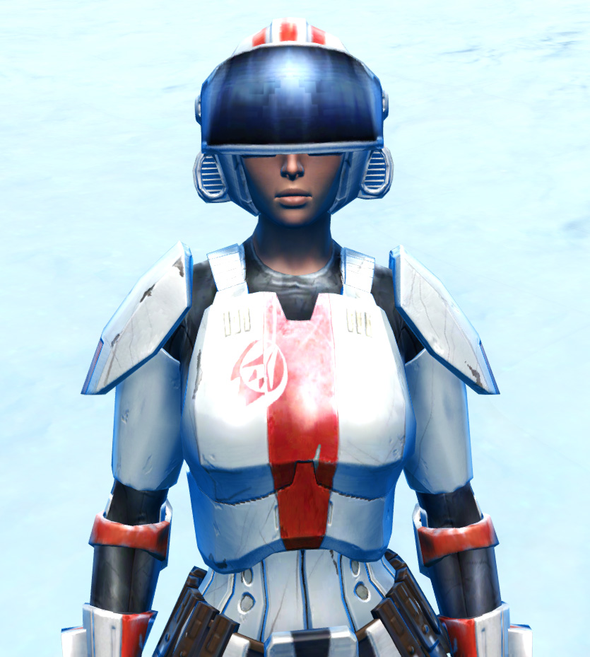 Tempered Laminoid Armor Set from Star Wars: The Old Republic.