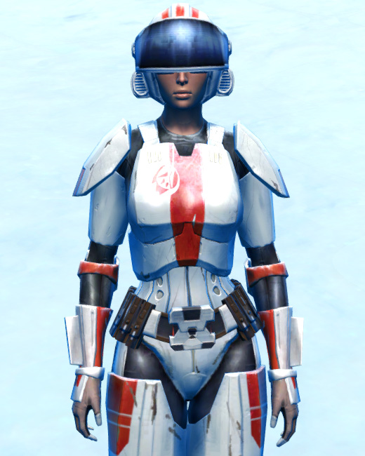 Tempered Laminoid Armor Set Preview from Star Wars: The Old Republic.