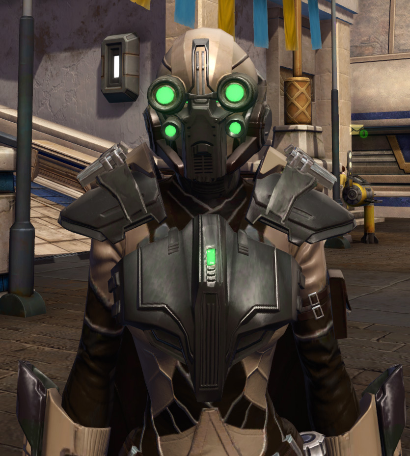 The Victor Armor Set from Star Wars: The Old Republic.