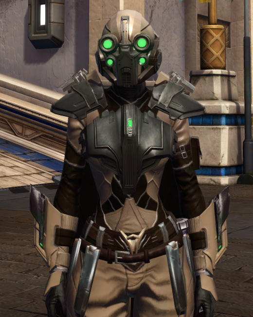 The Victor Armor Set Preview from Star Wars: The Old Republic.