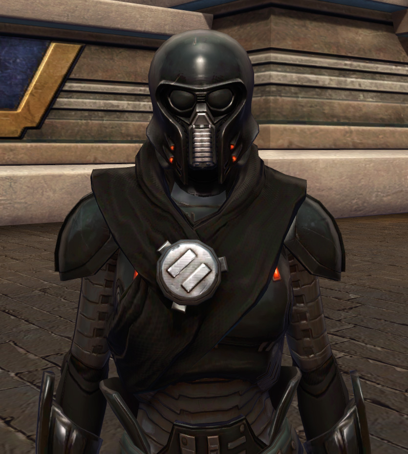 Tormented Armor Set from Star Wars: The Old Republic.