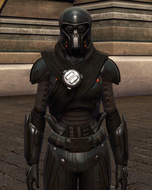 Tormented Armor Set Preview from Star Wars: The Old Republic.
