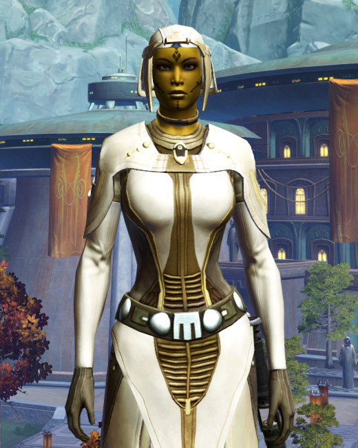 Traditional Thermoweave Armor Set Preview from Star Wars: The Old Republic.