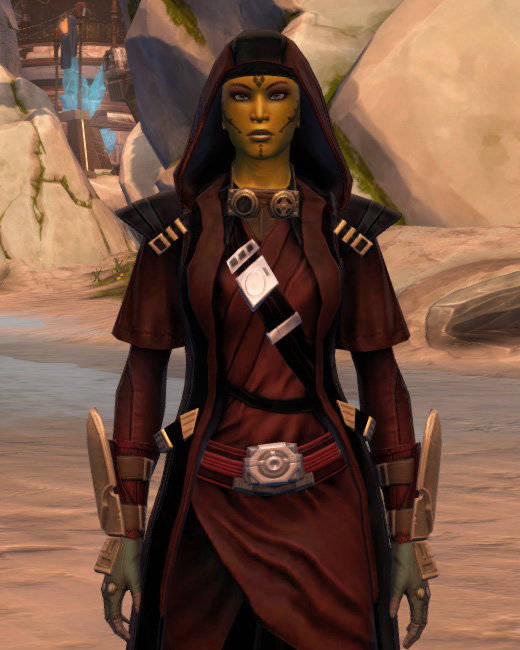 Trimantium Jacket Armor Set Preview from Star Wars: The Old Republic.