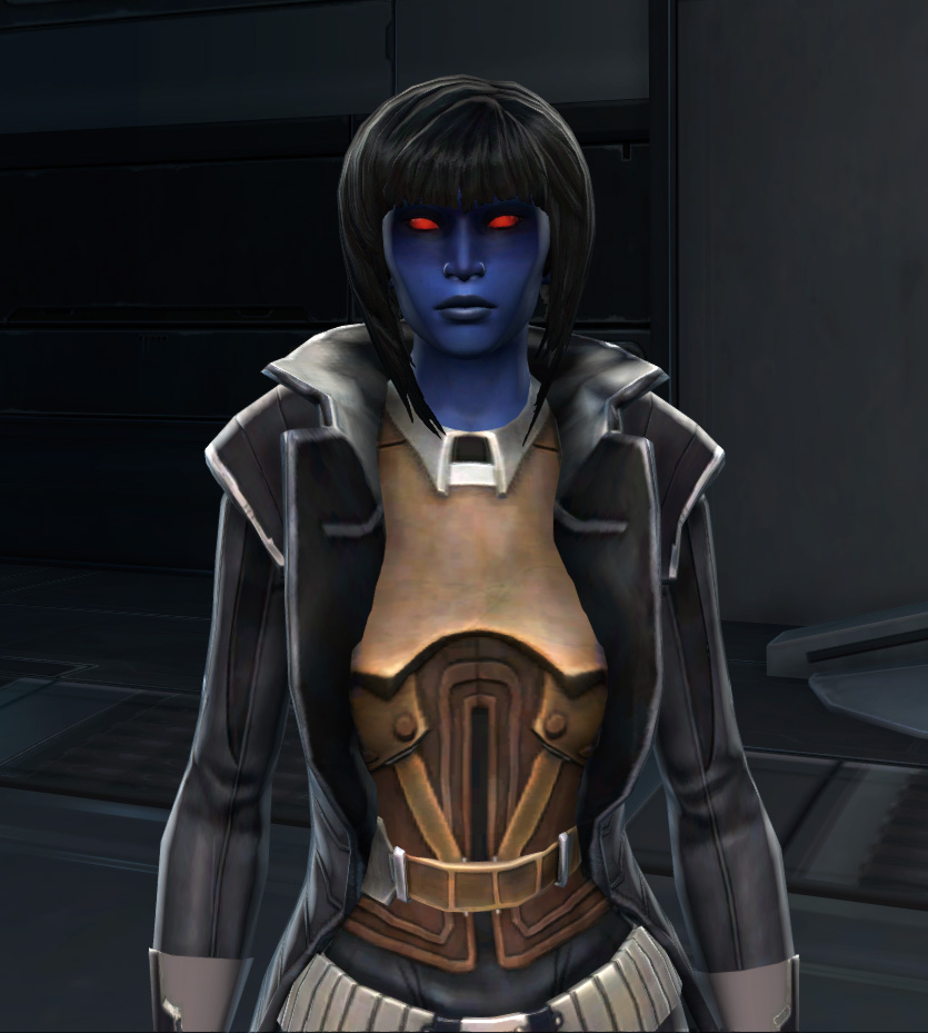 Troublemaker Armor Set from Star Wars: The Old Republic.