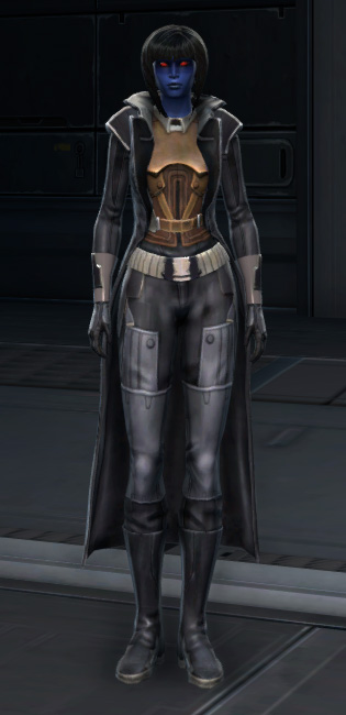Troublemaker Armor Set Outfit from Star Wars: The Old Republic.