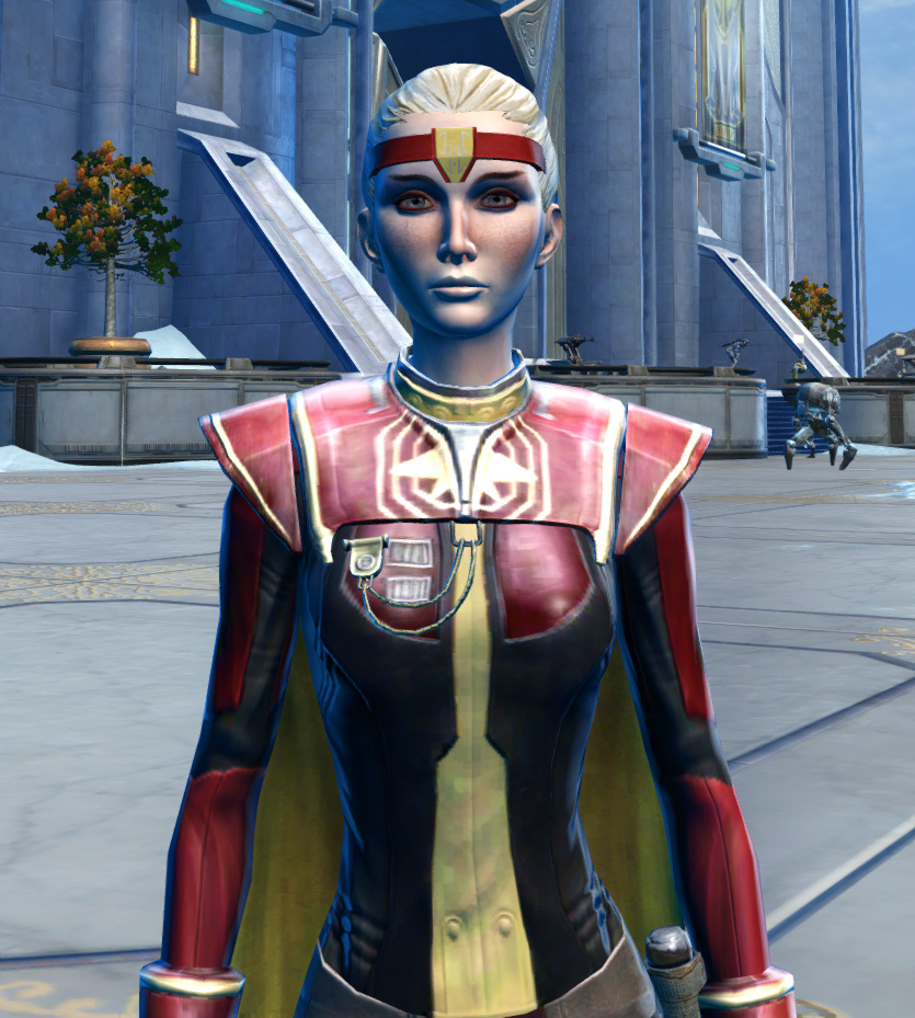 Ulgo Noble Armor Set from Star Wars: The Old Republic.