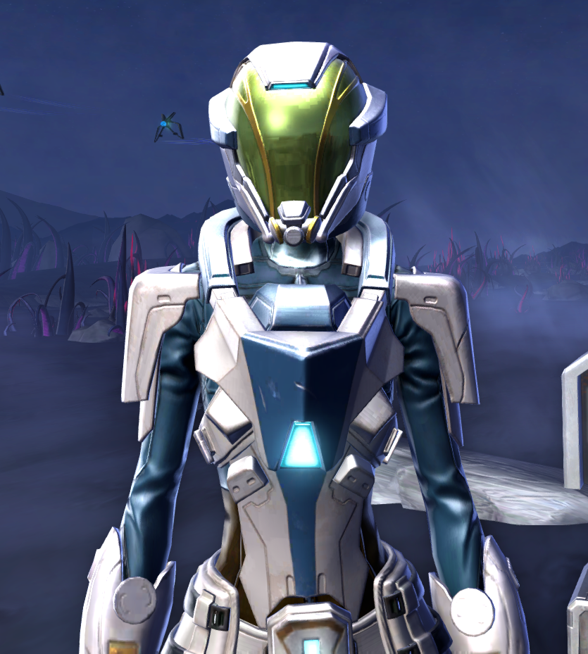 Umbaran Guardian Armor Set from Star Wars: The Old Republic.