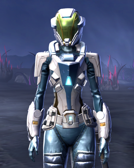 Umbaran Guardian Armor Set Preview from Star Wars: The Old Republic.