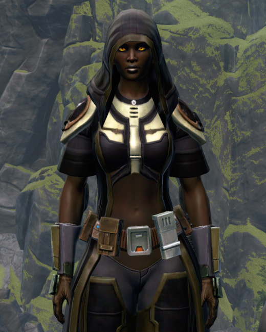 Unburdened Champion Armor Set Preview from Star Wars: The Old Republic.