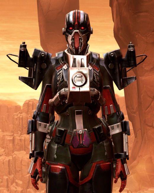 Veda Aegis Armor Set Preview from Star Wars: The Old Republic.