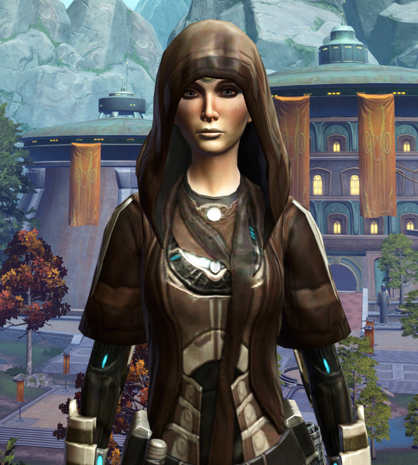Vine-silk Aegis Armor Set from Star Wars: The Old Republic.