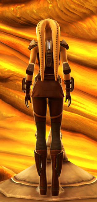 Vintage Brawler Armor Set player-view from Star Wars: The Old Republic.