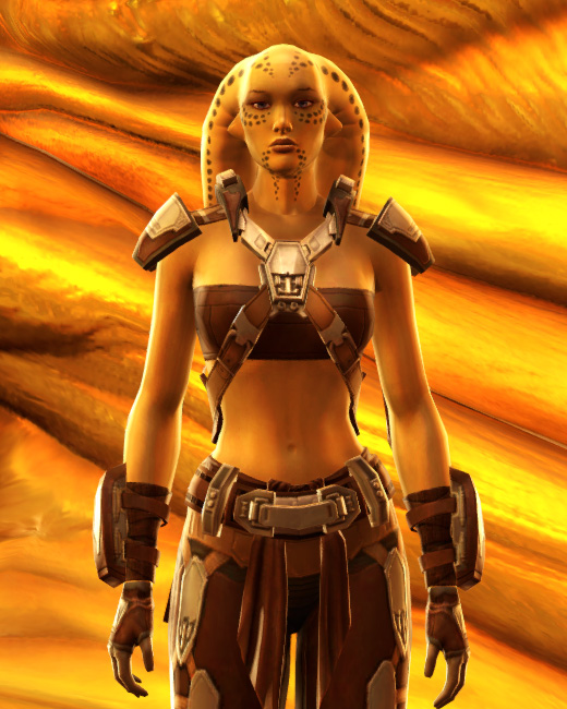 Vintage Brawler Armor Set Preview from Star Wars: The Old Republic.