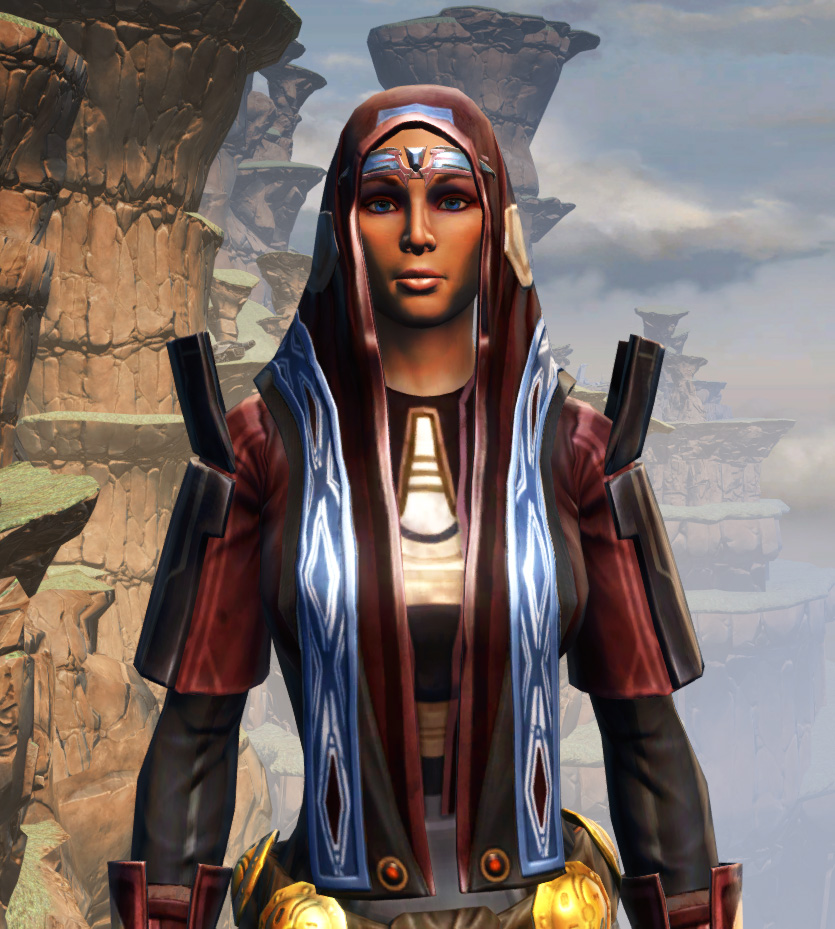 Voss Ambassador Armor Set from Star Wars: The Old Republic.