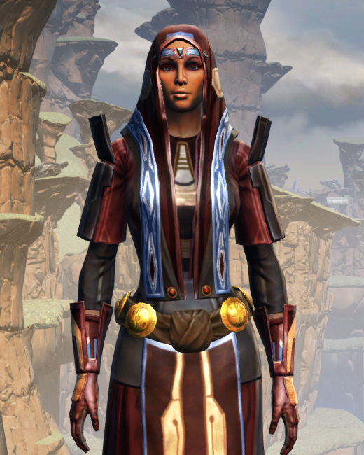 Voss Ambassador Armor Set Preview from Star Wars: The Old Republic.