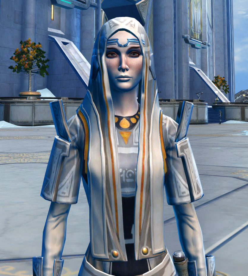 Voss Mystic Armor Set from Star Wars: The Old Republic.