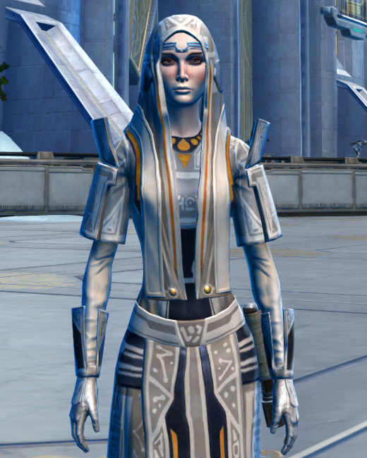 Voss Mystic Armor Set Preview from Star Wars: The Old Republic.