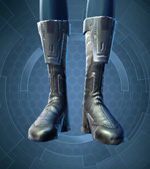 Ablative Resinite Boots