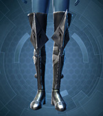 Battlemaster Weaponmaster's Boots