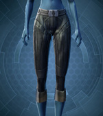 Battlemaster Weaponmaster's Leggings