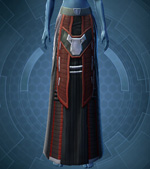 Inquisitor's Lower Robe