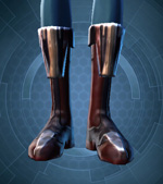 Resilient Polyplast Boots