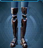 Sith Combatant Boots