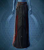 Sorcerer's Lower Robe