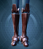Warlord Elite Boots