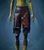 Battlemaster Combat Tech's Leggings