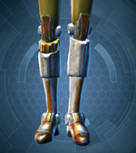 Electrum Onslaught Boots