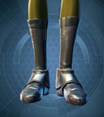 Gunslinger Elite Boots