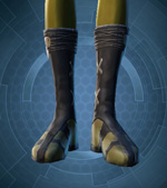 Plasteel Battle Boots